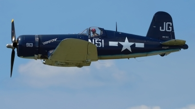Photo ID 237635 by Rod Dermo. Private F4U Inc Goodyear FG 1D Corsair, NX83JC