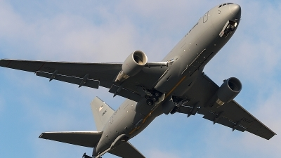 Photo ID 237680 by Aaron C. Rhodes. USA Air Force Boeing KC 46A Pegasus 767 200LRF, 16 46015