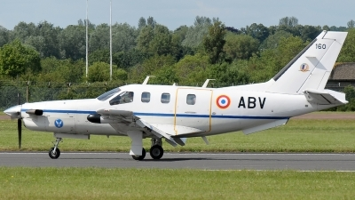 Photo ID 237687 by Aldo Bidini. France Navy Socata TBM 700B, 160