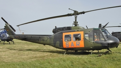 Photo ID 237690 by Aldo Bidini. Germany Air Force Bell UH 1D Iroquois 205, 70 70