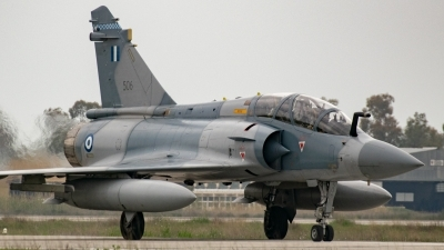 Photo ID 237692 by John Pitsakis. Greece Air Force Dassault Mirage 2000 5BG, 506