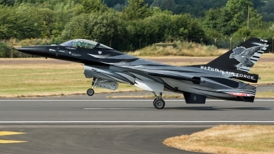 Photo ID 237709 by Aldo Bidini. Belgium Air Force General Dynamics F 16AM Fighting Falcon, FA 101