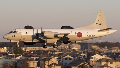 Photo ID 237720 by Chris Lofting. Japan Navy Lockheed UP 3D Orion, 9162