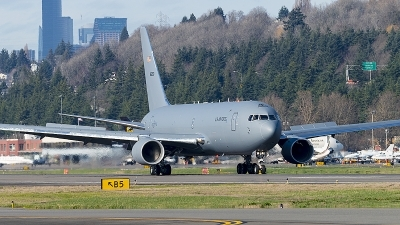 Photo ID 237780 by Aaron C. Rhodes. USA Air Force Boeing KC 46A Pegasus 767 200LRF, 18 46050