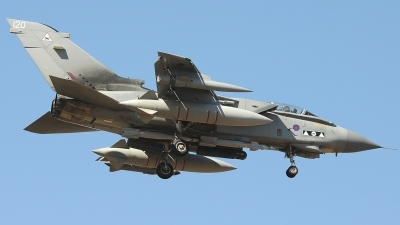 Photo ID 237744 by Aldo Bidini. UK Air Force Panavia Tornado GR4A, ZG709