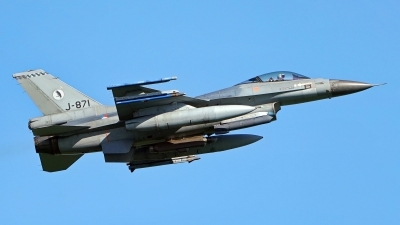 Photo ID 237772 by Dieter Linemann. Netherlands Air Force General Dynamics F 16AM Fighting Falcon, J 871
