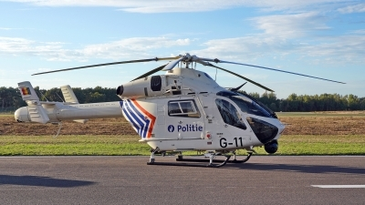 Photo ID 237788 by Dieter Linemann. Belgium Police MD Helicopters MD 902 Explorer, G 11