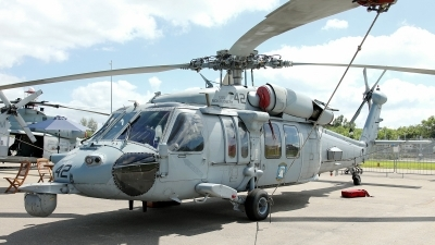 Photo ID 237804 by Sybille Petersen. USA Navy Sikorsky MH 60S Knighthawk S 70A, 166366