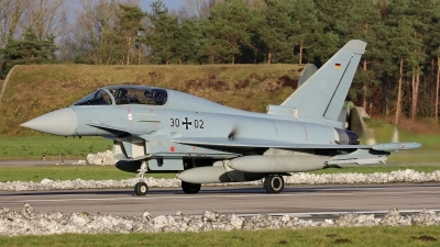 Photo ID 237810 by Dieter Linemann. Germany Air Force Eurofighter EF 2000 Typhoon T, 30 02