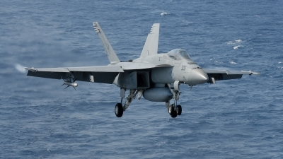 Photo ID 237812 by Klemens Hoevel. USA Navy Boeing F A 18E Super Hornet, 166825