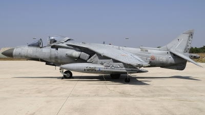 Photo ID 237848 by Aldo Bidini. Italy Navy McDonnell Douglas AV 8B Harrier ll, MM7214