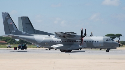 Photo ID 237854 by Aldo Bidini. Poland Air Force CASA C 295M, 016