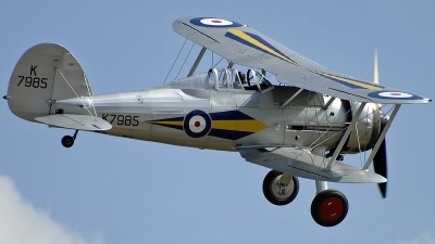 Photo ID 237865 by Aldo Bidini. Private The Shuttleworth Collection Gloster Gladiator Mk I, G AMRK