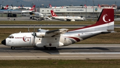 Photo ID 237870 by Thomas Ziegler - Aviation-Media. Turkey Air Force Transport Allianz C 160D, 69 033