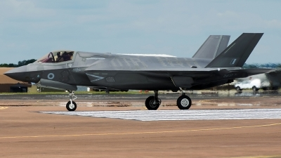 Photo ID 237882 by Aldo Bidini. UK Air Force Lockheed Martin F 35B Lightning II, ZM137
