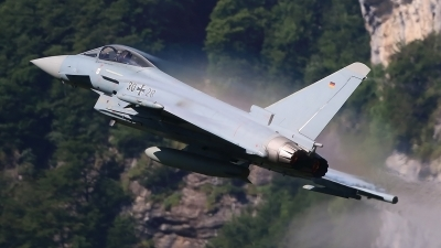 Photo ID 237904 by Ludwig Isch. Germany Air Force Eurofighter EF 2000 Typhoon S, 30 28