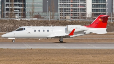 Photo ID 237929 by Patrick Weis. Macedonia Governrnent Learjet 60, Z3 MKD
