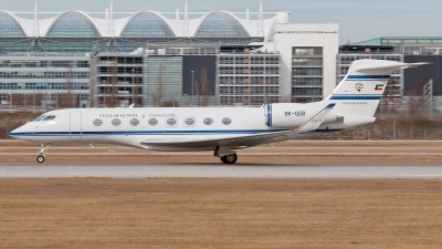 Photo ID 237927 by Patrick Weis. Kuwait Goverment Gulfstream Aerospace G650 G VI, 9K GGB