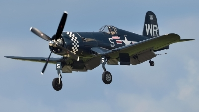 Photo ID 237925 by Rod Dermo. Private Fighters Legends LLC Vought F4U 5N Corsair, N179PT