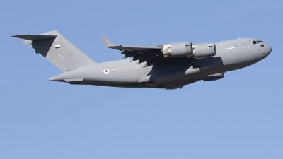Photo ID 237969 by F. Javier Sánchez Gómez. United Arab Emirates Air Force Boeing C 17A Globemaster III, 1224