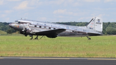 Photo ID 238287 by Milos Ruza. Private Johnson Flying Service Inc Douglas C 47A Skytrain, N24320
