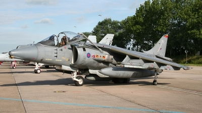 Photo ID 26873 by mark van der vliet. UK Air Force British Aerospace Harrier GR7, ZD378