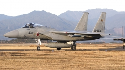Photo ID 238000 by Chris Lofting. Japan Air Force McDonnell Douglas F 15J Eagle, 62 8870