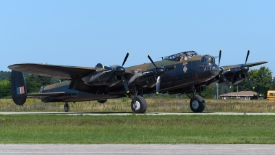 Photo ID 238017 by Rod Dermo. Private Canadian Warplane Heritage Museum Avro 683 Lancaster B X, C GVRA