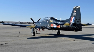 Photo ID 238033 by Gerald Howard. Private Private Short Tucano T1, N208PZ