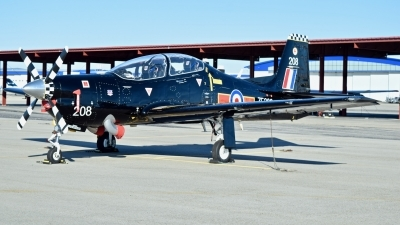 Photo ID 251202 by Gerald Howard. Private Private Short Tucano T1, N208PZ