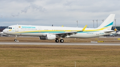 Photo ID 238053 by Stefan Schmitz. Kazakhstan Government Airbus A321 211 CJ, UP A2101