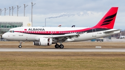 Photo ID 238050 by Stefan Schmitz. Albania Government Airbus A319 115CJ, TC ANA