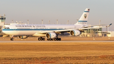 Photo ID 238068 by Stefan Schmitz. Kuwait Goverment Airbus A340 541, 9K GBA