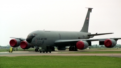 Photo ID 238073 by Michael Baldock. USA Air Force Boeing KC 135R Stratotanker 717 148, 57 1486