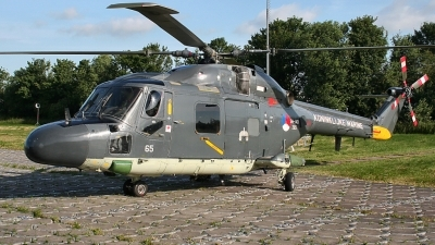 Photo ID 26890 by mark van der vliet. Netherlands Navy Westland WG 13 Lynx SH 14D, 265