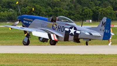 Photo ID 238097 by Rod Dermo. Private Private North American P 51D Mustang, NL5427V