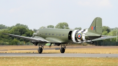 Photo ID 238108 by Maurice Kockro. UK Air Force Douglas CC 129 Dakota 3 DC 3A 456, ZA947