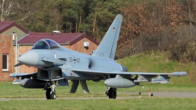 Photo ID 238141 by Dieter Linemann. Germany Air Force Eurofighter EF 2000 Typhoon S, 30 87