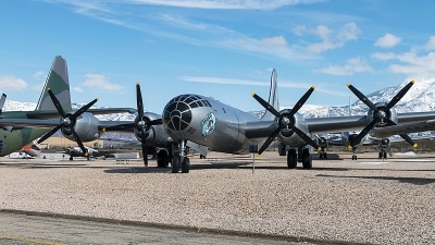 Photo ID 238369 by Aaron C. Rhodes. USA Air Force Boeing B 29A Superfortress, 44 86408