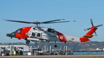 Photo ID 238313 by Patrick Weis. USA Coast Guard Sikorsky MH 60T Jayhawk, 6023