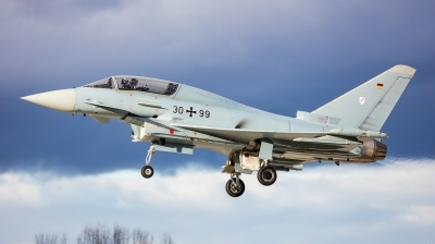 Photo ID 238179 by Andreas Zeitler - Flying-Wings. Germany Air Force Eurofighter EF 2000 Typhoon T, 30 99