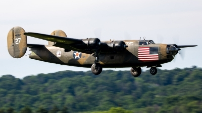Photo ID 238187 by Dayon Wong. Private Commemorative Air Force Consolidated B 24 RLB 30 Liberator I, N24927