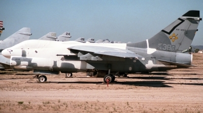 Photo ID 238201 by Michael Baldock. USA Air Force LTV Aerospace A 7D Corsair II, 75 0388