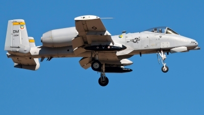 Photo ID 238215 by Patrick Weis. USA Air Force Fairchild A 10C Thunderbolt II, 78 0684