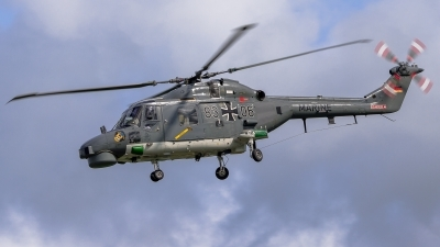 Photo ID 238235 by Sascha Gaida. Germany Navy Westland WG 13 Super Lynx Mk88A, 83 06