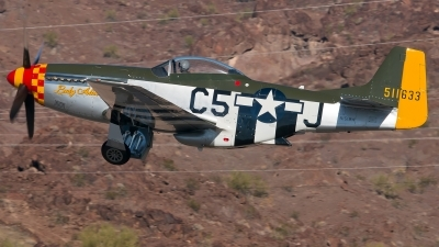 Photo ID 238279 by Patrick Weis. Private Private North American P 51D Mustang, N151MW