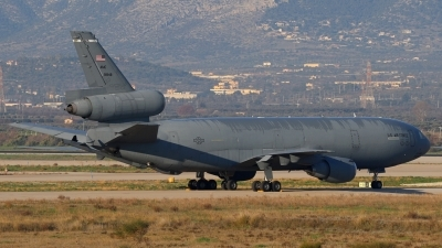 Photo ID 238262 by Stamatis Alipasalis. USA Air Force McDonnell Douglas KC 10A Extender DC 10 30CF, 79 1948