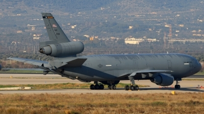Photo ID 238263 by Stamatis Alipasalis. USA Air Force McDonnell Douglas KC 10A Extender DC 10 30CF, 84 0188