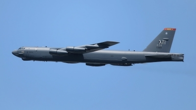 Photo ID 238297 by Sybille Petersen. USA Air Force Boeing B 52H Stratofortress, 60 0055