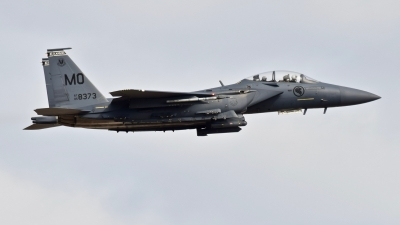Photo ID 238315 by Gerald Howard. Singapore Air Force Boeing F 15SG Strike Eagle, 05 8373